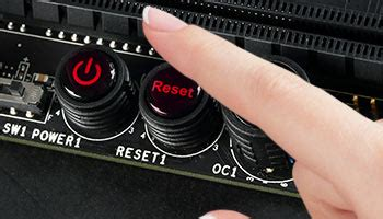 reset bios z170a overview for z170a gaming m7 motherboard the world