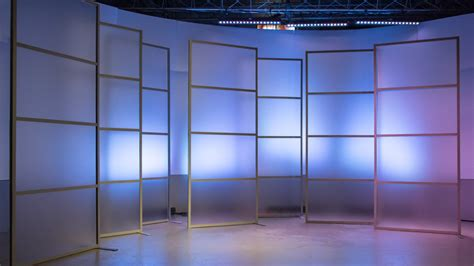 design background tv simple broadcast studio background