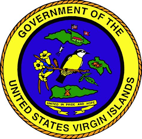 File Seal Of The United States Virgin Islands Png Wikimedia Commons Seal St Template