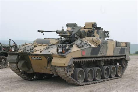 armored vehicles warrior tracked armoured vehicle wikiwand