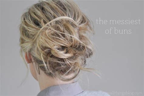 tutorial thin hair hairstyles the small things blog my favorite simple and quick hair