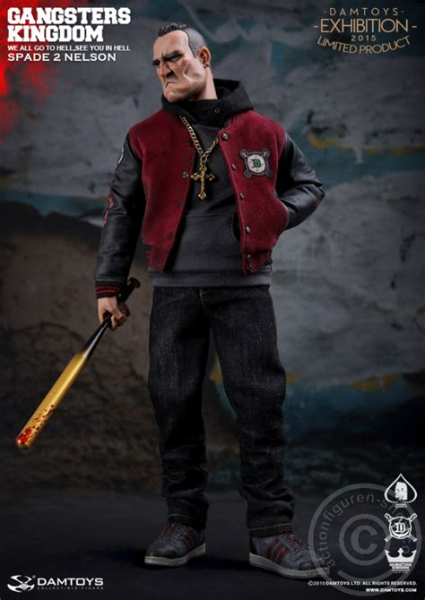 Damtoys Gangster Kingdom Spade 2 www actionfiguren shop gangster kingdom spade 2