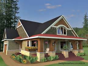 House Plans With Porches On Front And Back by Bungalow Floor Plans Bungalow Style Homes Arts And