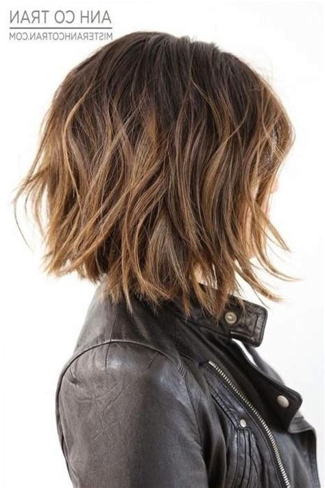 Low Maintenance Hairstyles For Thick Hair by 2018 Low Maintenance Haircuts For Thick Hair