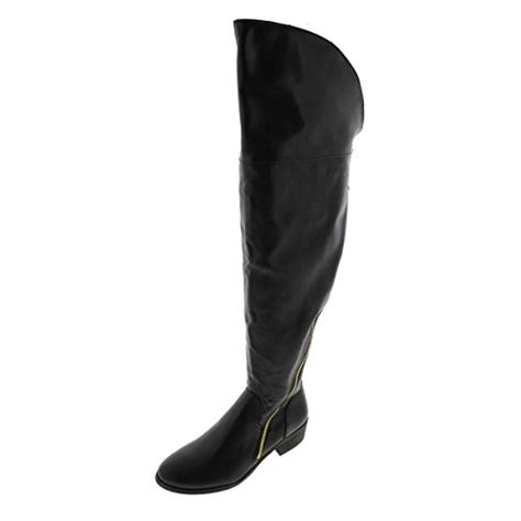 report signature s gwyn knee high boot black 9 m us