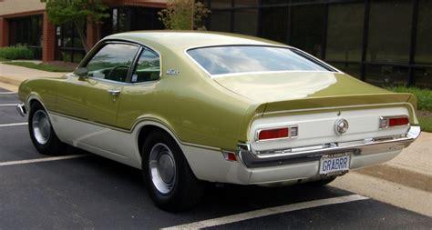Hooniverse Obscure Muscle Car Garage ? The Ford Maverick Grabber   Hooniverse