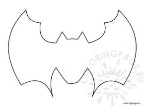 bat templates free coloring pages of ghost template
