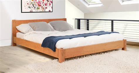 Low Bed Frames Wood Handmade Wooden Low Tokyo Bed By Get Laid Beds Ebay
