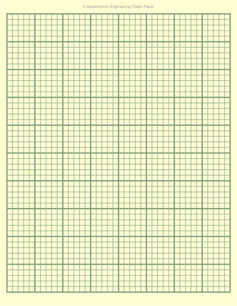 30 Free Printable Graph Paper Templates Word Pdf Template Lab Engineering Paper Template