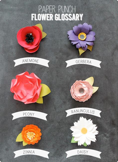 Flowers Using Paper - how to make paper flowers in 10 different ways