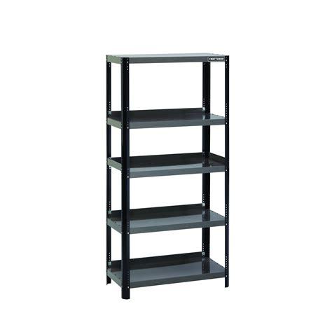 30 inch wide shelving unit craftsman 36 quot wide steel shelving unit black platinum