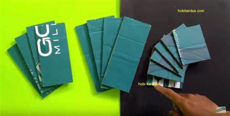 membuat kerajinan laci kerajinan tangan dari kardus cara membuat sekat laci