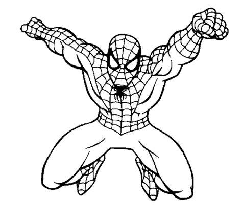imagenes para pintar spiderman spiderman 15 superh 233 roes p 225 ginas para colorear