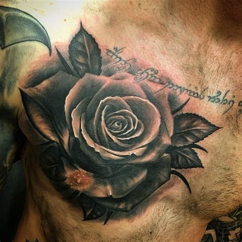 once again realistic rose tattoo ideas tattoo collection