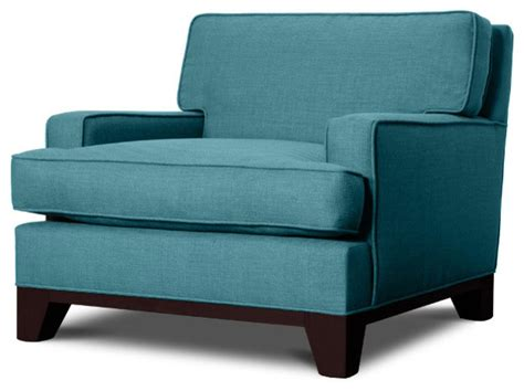 turquoise accent chair mid century modern chair lucky turquoise blue