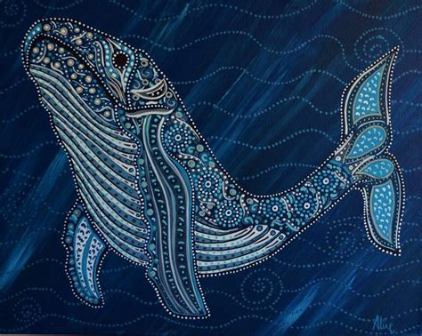 Blus Batik Pastel Gona best 25 whale painting ideas on whale