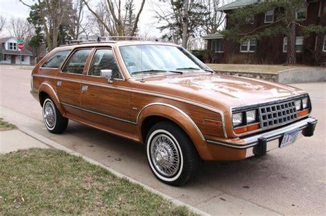 4x4 station wagon 1986 amc eagle woody wagon wagons long roofs