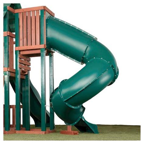 swing n slide turbo tube slide swing n slide turbo tube slide yellow target