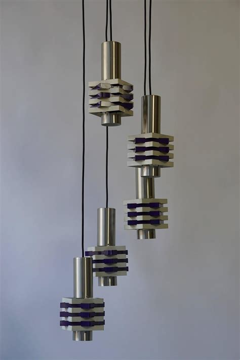 Mid Century Modern Pendant Light Fixtures Mid Century Modern Adjustable Light Fixture Or Chandelier For Sale At 1stdibs