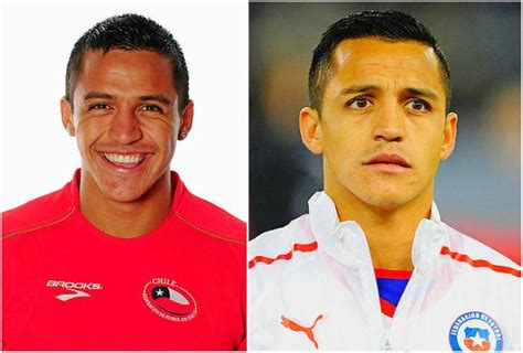 Alexis Sanchez Eye Colour | alexis sanchez s height weight a football player with
