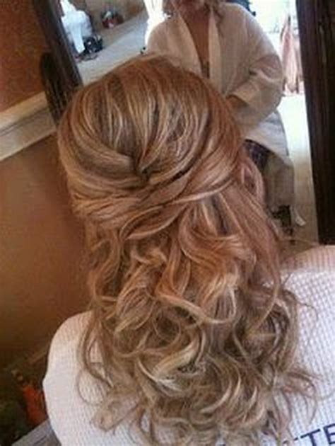 homecoming hairstyles for long hair half up prom hairstyles for long hair half up