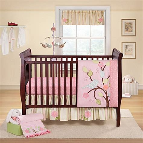 Bird Crib Bedding Buy Bananafish 174 Bird 3 Crib Bedding Set From Bed Bath Beyond