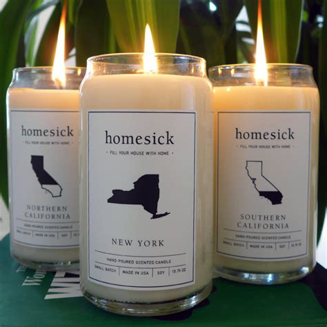 homesick candle homesick candles cool hunting