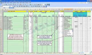 microsoft excel accounting template self employed spreadsheet template laobingkaisuo