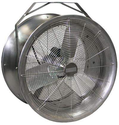 stainless steel fan food processing industrial fans patterson fan