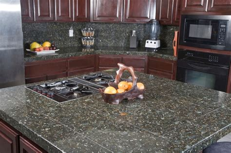 Granite Vs Marble Kitchen Countertops by Black Green Countertops Direct