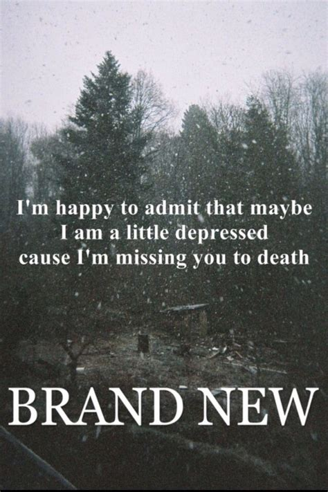 brand new band quotes quotesgram