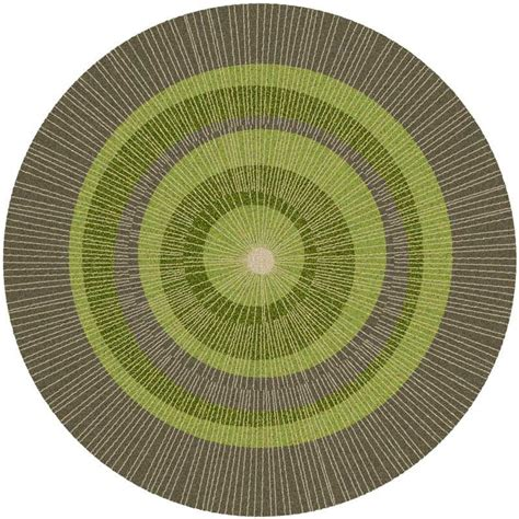large circle rug eccentric large rug in green and by not neutral