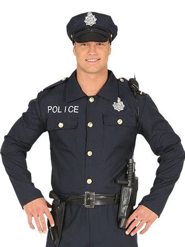 policeman adult costume party delights