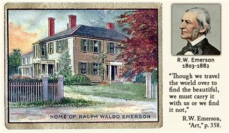 ralph waldo emerson house emerson house mapping thoreau country