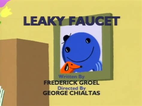 Oswald Leaky Faucet leaky faucet oswald wiki fandom powered by wikia