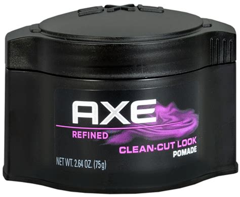 Pomade Axe axe refined clean cut look pomade review slinky studio