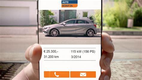Fahrzeugbewertung Autoscout by Autoscout Wie Der Online Fahrzeugmarkt Den Autokauf