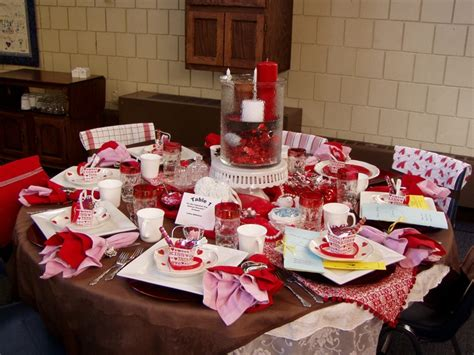 valentines day tablescapes tablescape valentines