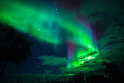 where can you see the northern lights in the us northern lights met office