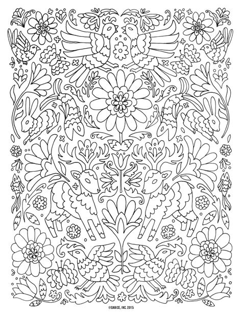 florals a coloring book for adults coloring collection books 9 free printable coloring pages pat catan s