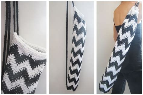 yoga mat bag knitting pattern construction documents chevron yoga mat bag knit