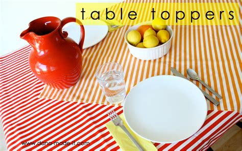 table toppers table toppers made everyday