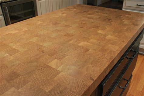 white oak countertops j aaron