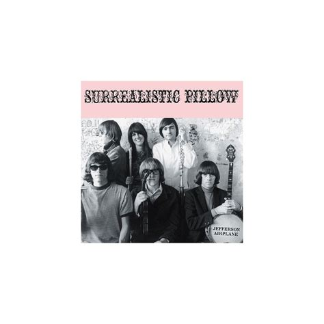 Jefferson Airplane Surrealistic Pillow Vinyl by Jefferson Airplane Surrealistic Pillow Musiczone