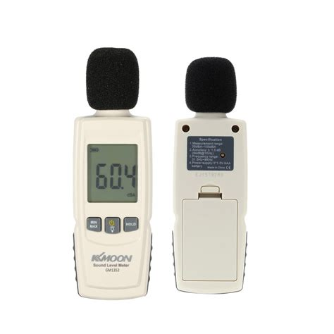 Lcd Digital Sound Noise Decibel Level Meter Tester Diskon מוצר kkmoon lcd digital sound level meter noise volume