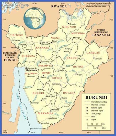burundi map burundi metro map toursmaps