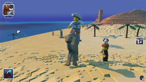 Pc Lego Worlds preview lego worlds