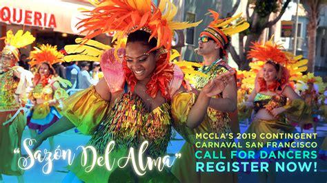 carnaval sazon del alma call dancers sf