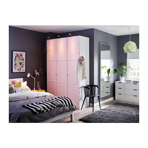 ikea wardrobe lighting pax wardrobe white mer 229 ker light pink 150x60x236 cm ikea