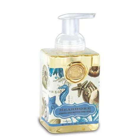 michel design works luxury foaming hand bath body soap lotions uk michel design works foaming hand soap seashore